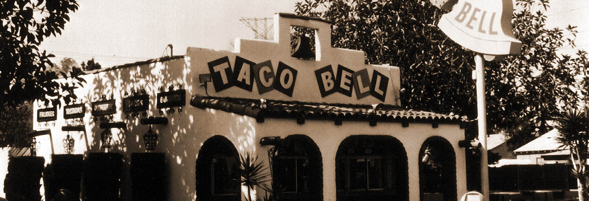 Original Taco Bell location